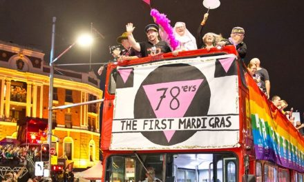 First Nations to lead 2018 Sydney Mardi Gras