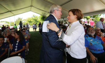 We can do more to Close the Gap – Rudd, Trad