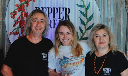 Pepper Tree Café awarded 'Good Music Citizen'