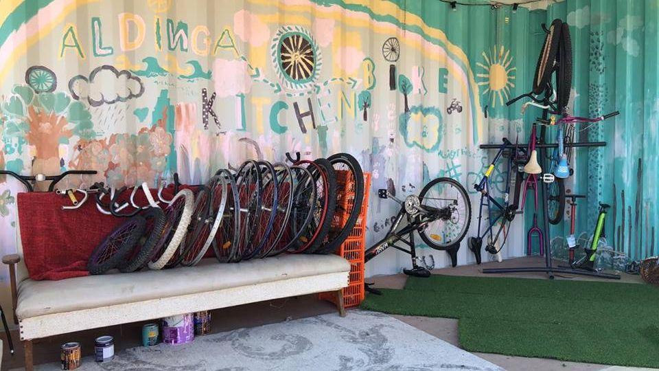 About the Aldinga Bike Kitchen