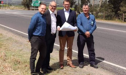 Full speed ahead for road duplication