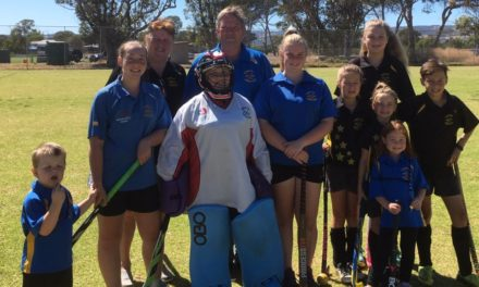 Aldinga Bay Hockey one of a kind