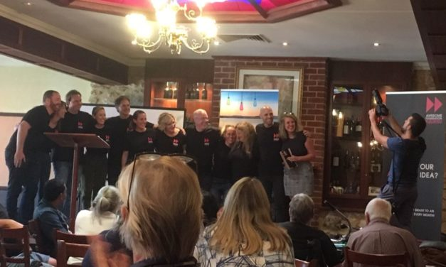 Awesome start for micro-philanthropy on the Fleurieu