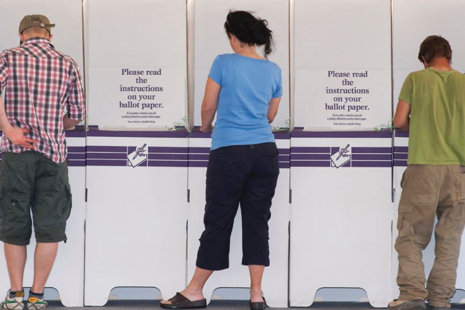 Counting your vote is a complicated process