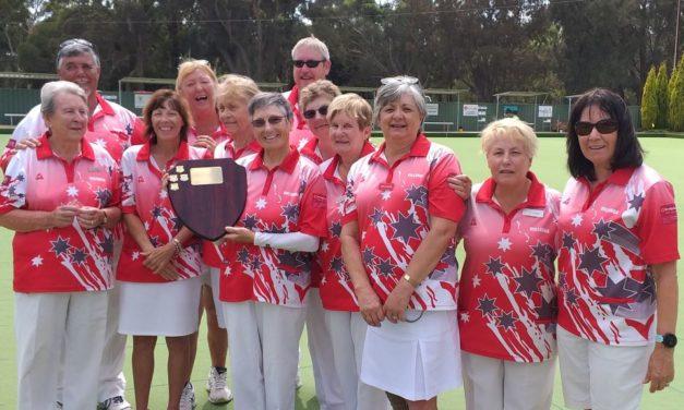 Well done Willunga Ladies Bowls!