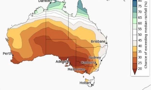 Get set for a hot, dry autumn – BOM