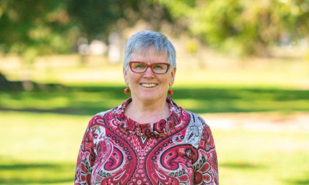 Candidate Profile: Anne Bourne, The Greens