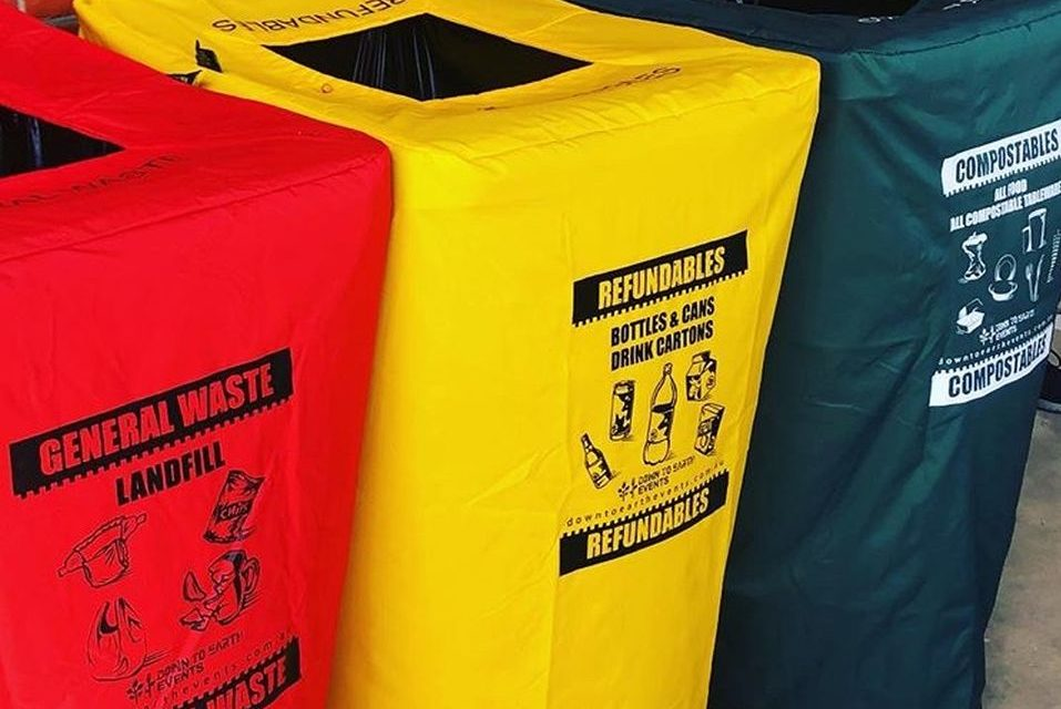 Cinemullunga has gone compostable!