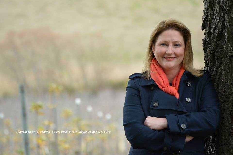 Rebekha Sharkie re-elected in Mayo