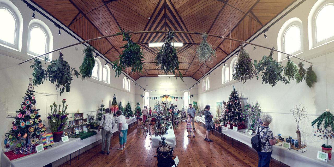 Willunga Christmas Tree Festival 2019