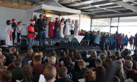 Advent Pageant at Aldinga Central