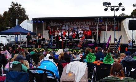Christmas Carols coming to Aldinga Beach!