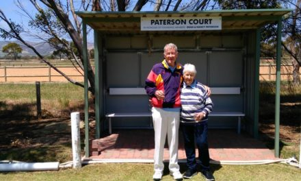 New croquet court dedicated in Aldinga