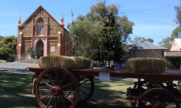 Busy year ahead for Willunga Uniting Church