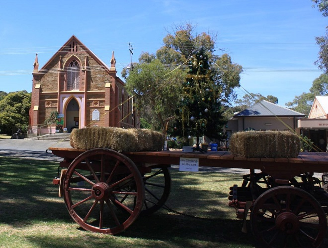 A busy Christmas ahead at Willunga Uniting Church