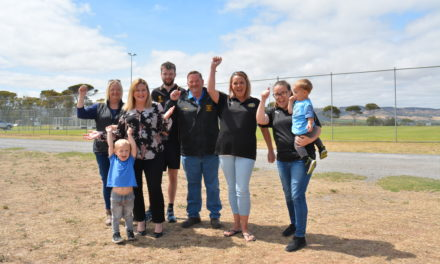 $2.26M for Aldinga Sports Complex