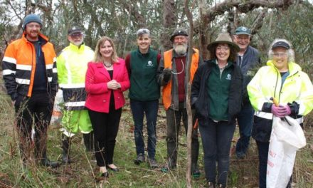 Funds flowing for local waterways projects
