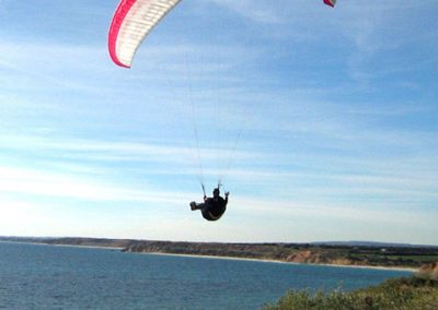 Hang-Glider-over-Aldinga-Beach-cliffs---Aug-2011
