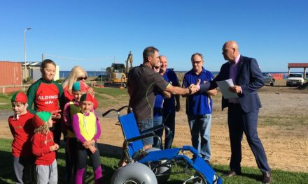 Aldinga Beach just became a lot more accessible