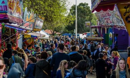 The Almond Blossom Festival is going green!