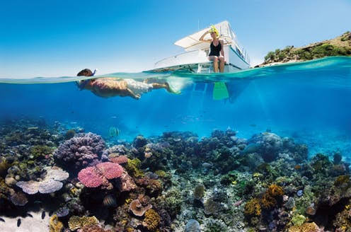 What's really happening with The Great Barrier Reef (GBR)?